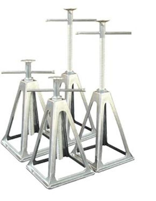 Stabilizing Aluminum Jack Stands - 4 Pack