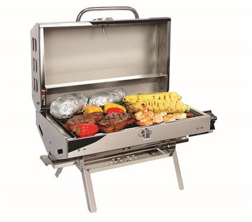 5500 Stainless Steel Grill