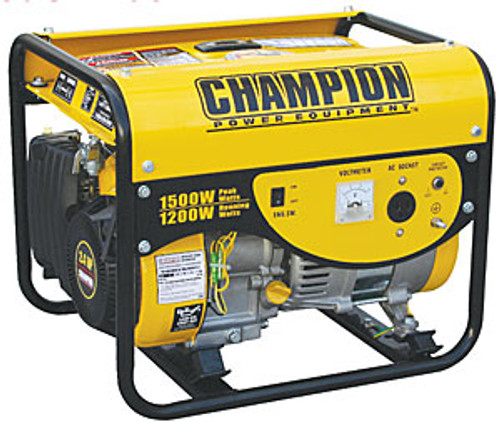 Champion Portable Generator 1200W