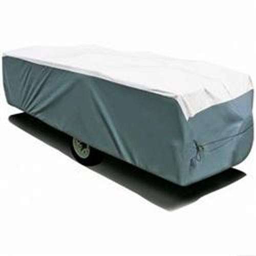 Pop Up Trailer Cover TYVEK - Up to 8'