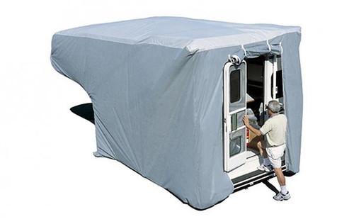 AquaShed SFS Truck Camper Cover,  8' - 10' (Medium Queen)