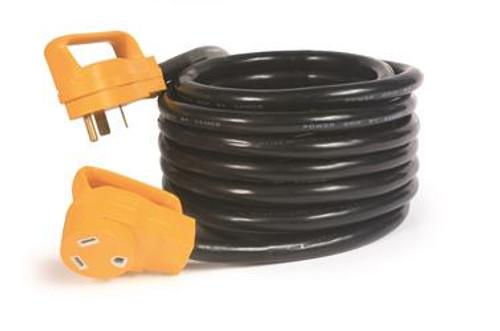 25' 30 Amp Extension Cord with Power Grip.