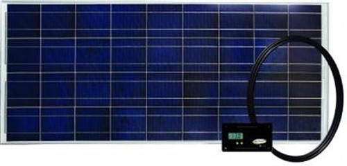 Large Solar Charging Kit - Wattage | Amps: 110W | 6.7a