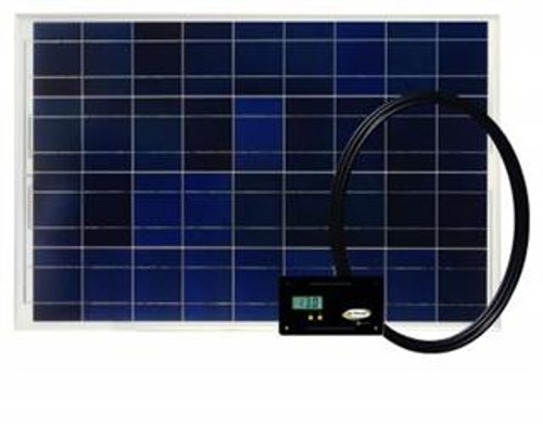 Large Solar Charging Kit - Wattage | Amps: 80W | 4.6a