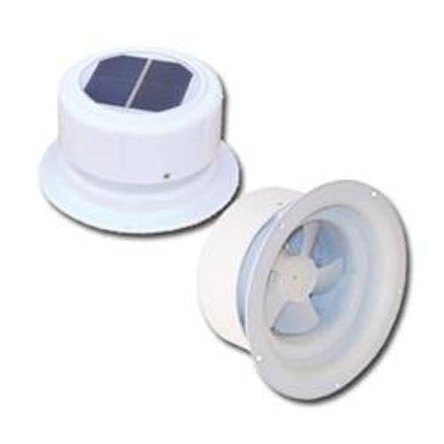 Plumbing Vent, Solar Powered