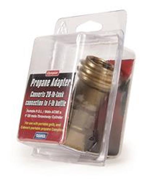 Portable Campfire Gas Grill, Propane Adapter