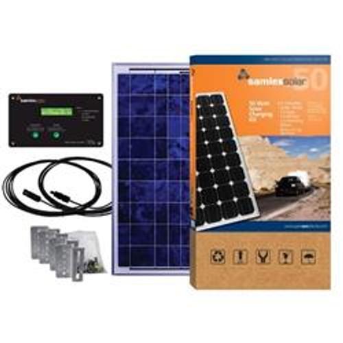 Solar Charging Kit, 50W