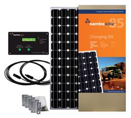 Solar Charging Kit, 85W