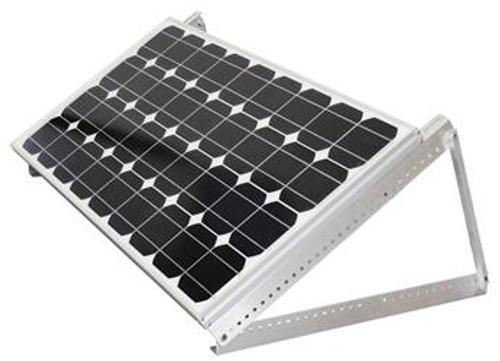 "Solar Panel Mount, 28"" Adjustable Tilt"