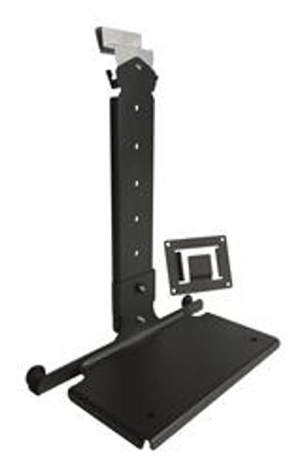 Portable Satellite Antenna Mount, Window/Side Vehicle Mount