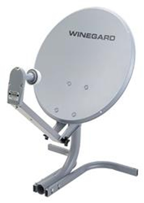 Portable Carryout Dish & Mount Satellite Antenna