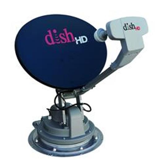 RV Trav'ler DirectTV Triple LNB Satellite System