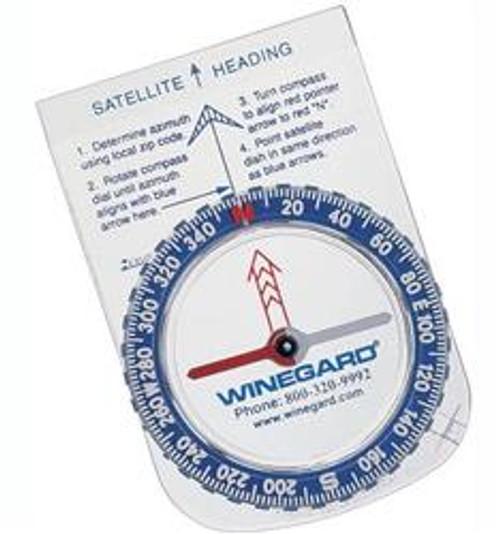 Satellite Alignment Compass
