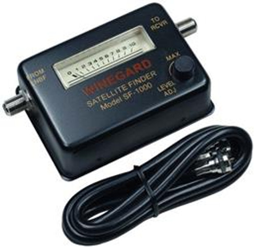 Satellite Signal Finder / Meter