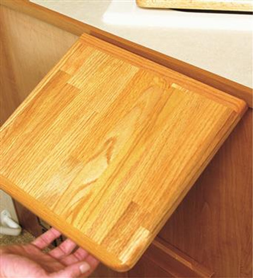 Wooden Counter Top Extension