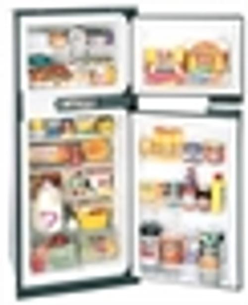 RV Refrigerator - NXA841BKR -2-Way, Black Wraparound door