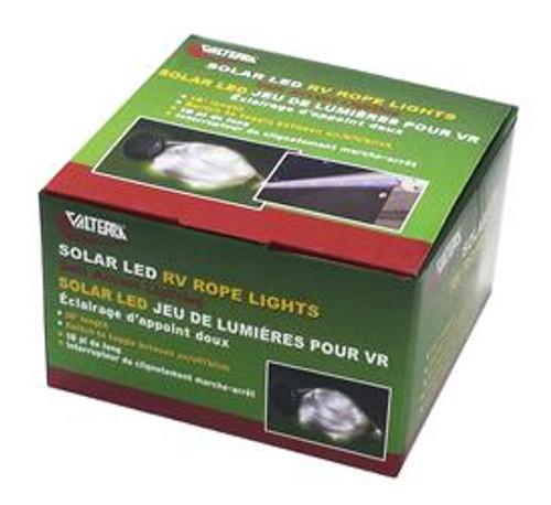 Solar LED Rope Lights, Blue