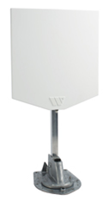 Rayzar Air Digital HD TV Antenna, Standalone/Complete System, White