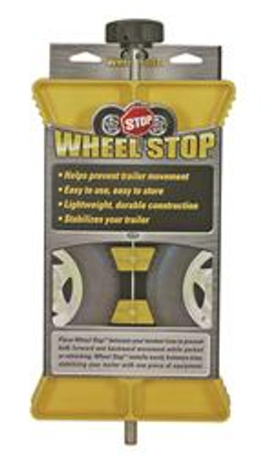Stabilizing Wheel Stop - Camco