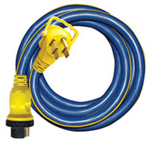 RV Locking extension cord, 25' 50 amp