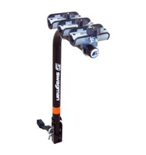Swagman 3, 4, 5-Bike Xtreme Performance Fold Down Rack - Type: 3-Bike / 1-1/4'' Receiver