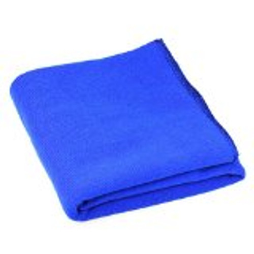 Microfiber Vehicle cleaning/polishing Towel, Brilliant Blue