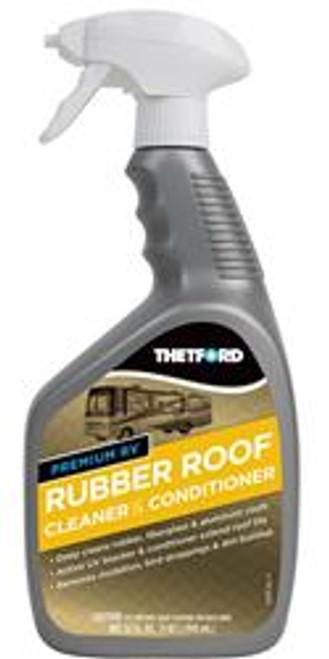 Premium Rubber Roof Cleaner & Conditioner - Capacity: 32 oz.