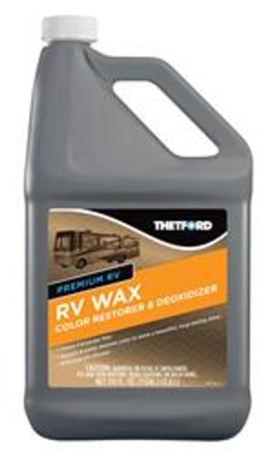 Premium RV Wax, 1 gal. refill
