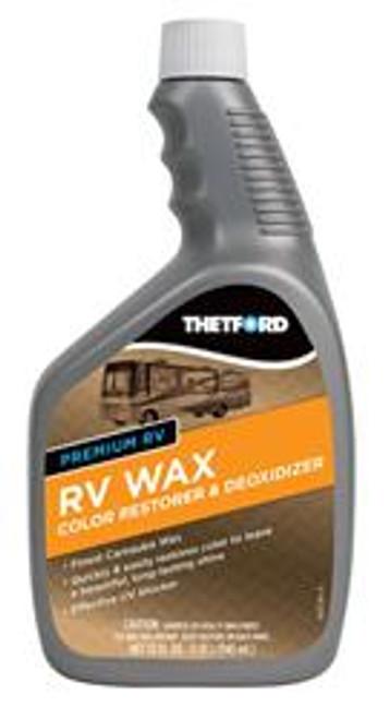 Premium RV Wax, 1 qt.