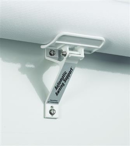 Carefree Awning Roller Support, white