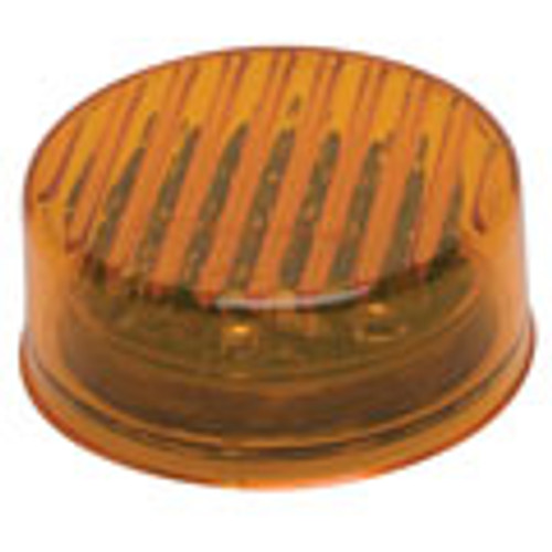LED Round Sealed Lights - Color: Amber
