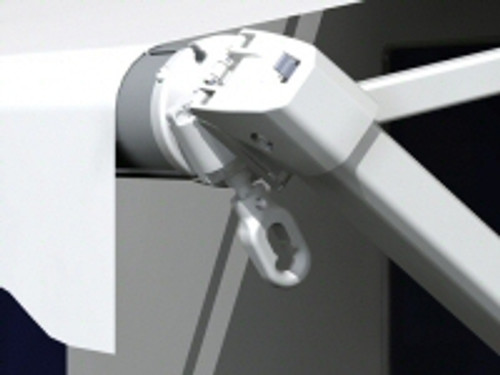 Pioneer Awning Arm Set, polar white