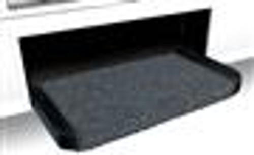 "Wraparound+Plus Step Rug - 20"" Wide - Color: Gray"