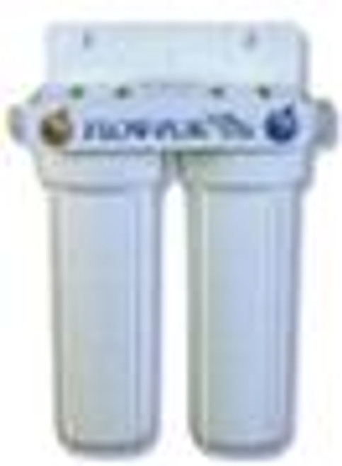 Exterior Dual Water Filter System, DH System