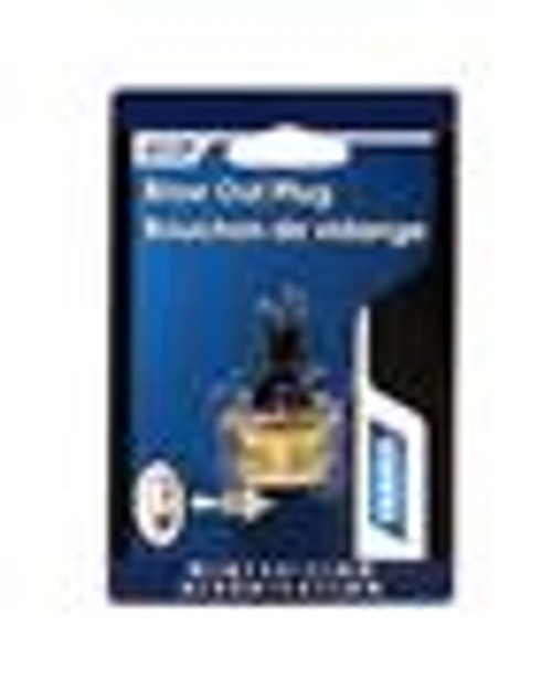 Winterizing Blow-Out Plug, Metal
