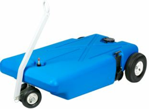 Tote-Along Tank with 4 wheels - 25 Gallon Tank