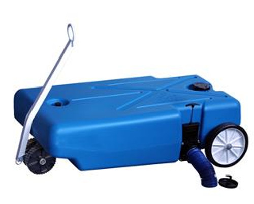 Tote-Along 4-Wheeler Tank, 42 Gallon
