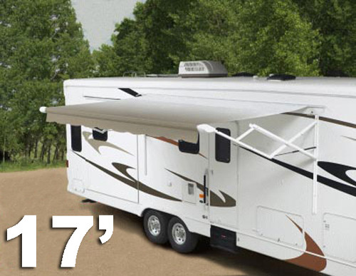 17' 12-volt Travel'r RV Awning, complete