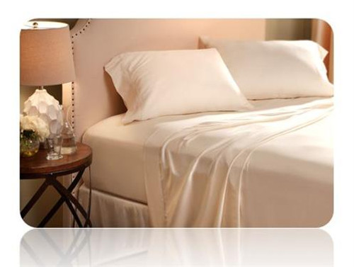 Microfiber Sheet Set, Ivory, Queen