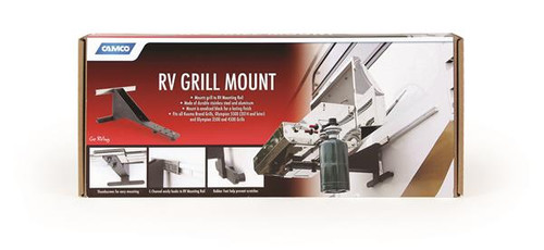 RV Grill Mount