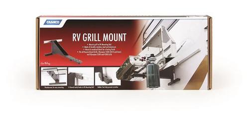 RV Grill Mount