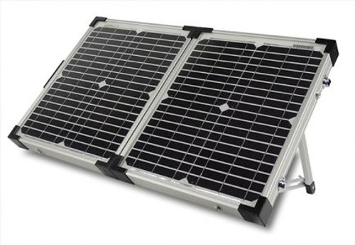 Portable Solar Panel Kit, 40-watts