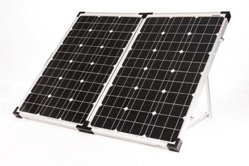 Portable Solar Panel Kit, 120-watts