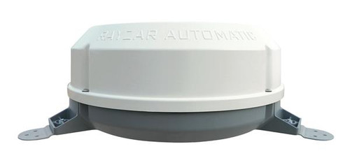 Rayzar Automatic Broadcast TV Antenna, White