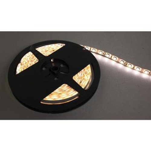 16' Daylight White 300 LED Add-On Strip 12v