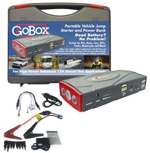 GoBox Battery Portable Jump Starter