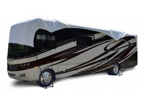 "Universal RV Roof Cover, 30'1"" to 36'"
