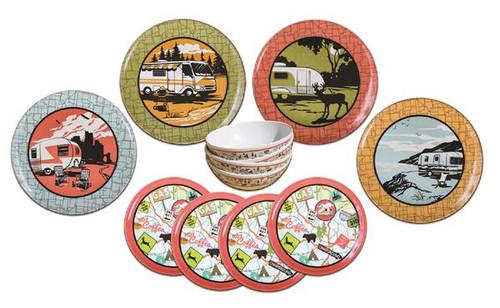 12-piece Dish Set