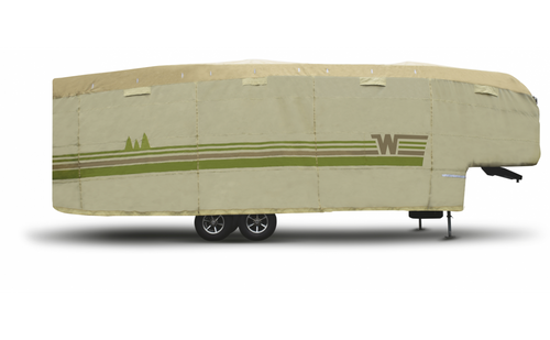 "Winnebago by Adco Contour-fit Fifth Wheel Cover, 25' 7"" - 28'"