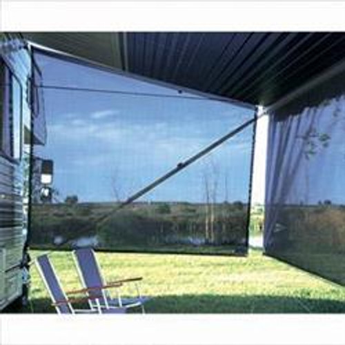 SideBlocker-Black Fits all sizes of awning